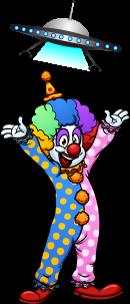 alien-clown