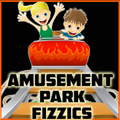 Amusement Park _Half Day AM TEXT BLACK ACTIVE