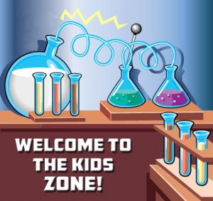 Science Lab Kids Zone