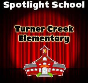Spotlight School Turner Creek Elem
