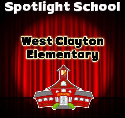 west clayton-spot