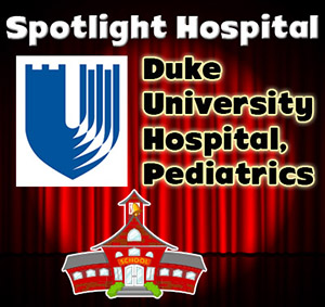 Duke University Hospital, Pediatrics