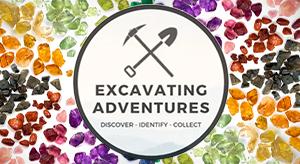 Excavating ADventures Menu